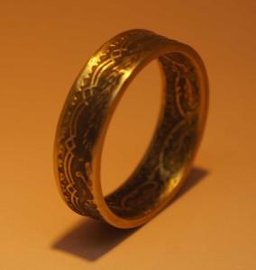 1946-Tunisia-5-Francs-coin-ring-3