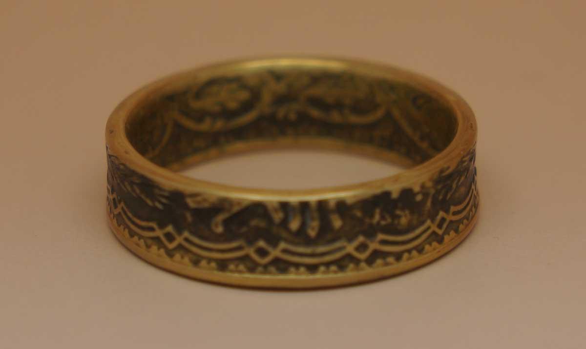 1946-Tunisia-5-Francs-coin-ring